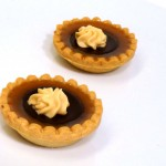 Sea Salt Caramel Tartlet