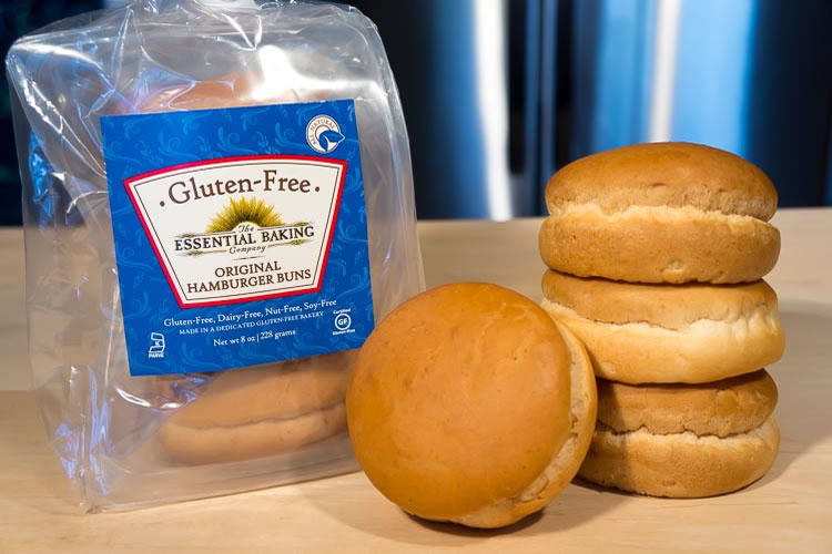 Introducing Gluten Free Hamburger and Hot Dog Buns! - Essential Baking ...