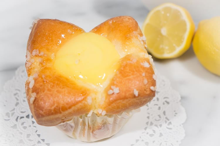 Lemon Brioche