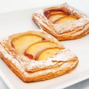 Peach Croissant