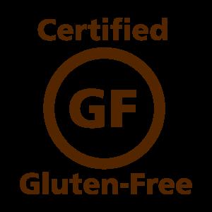 Gluten-free Certified