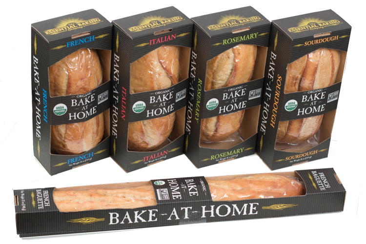 Home Essential bake-at-home - essential baking company
