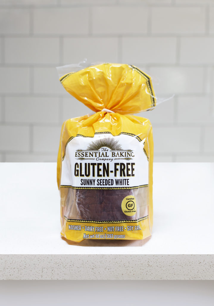 Gluten Free Sunny Seeded White The Essential Baking Company