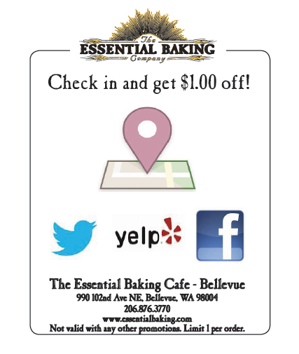 The Essential Baking Company Bellevue