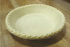 Bake-at-Home Pie Crust