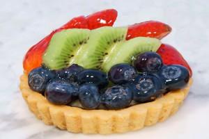 Fresh Fruit Whole Tart (TMP)