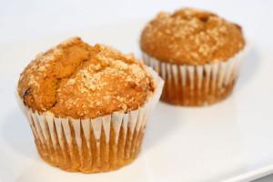 Muffins: Pumpkin