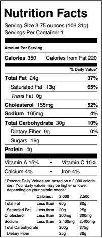 lemoncremeuxnutritionals