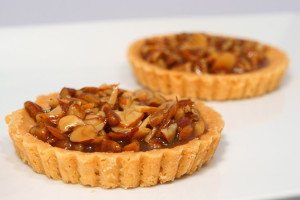 Honey Pecan Tart