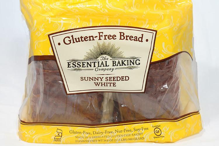 Gluten-Free: Sunny Seeded White
