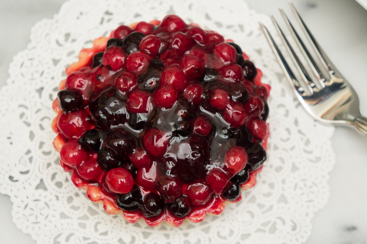 Forest Berry Tart