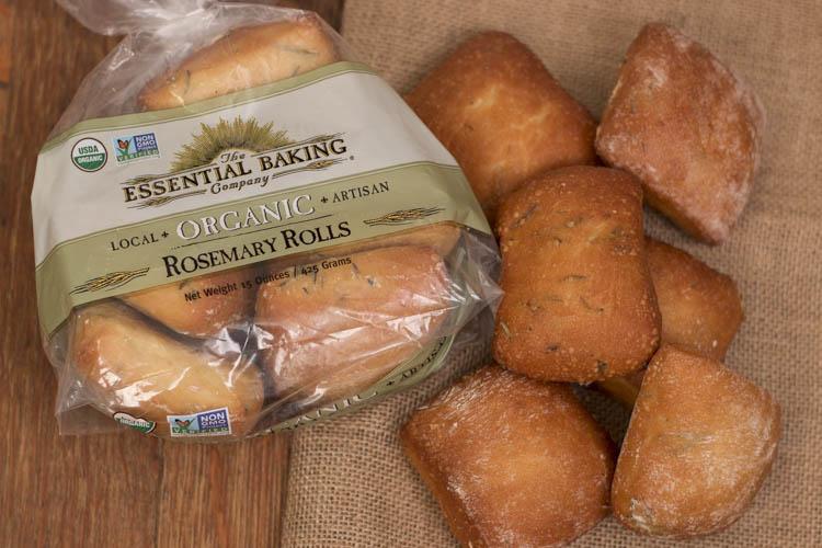 Rosemary Rolls