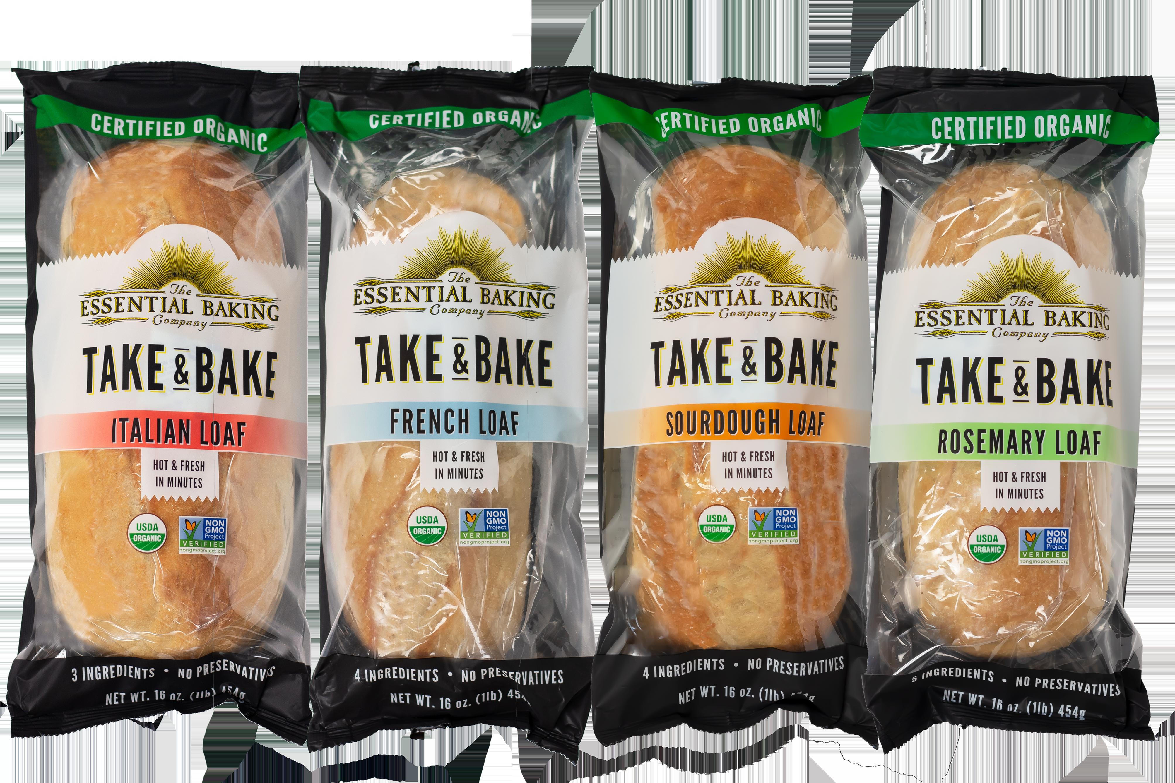 Take & Bake Variety Pack