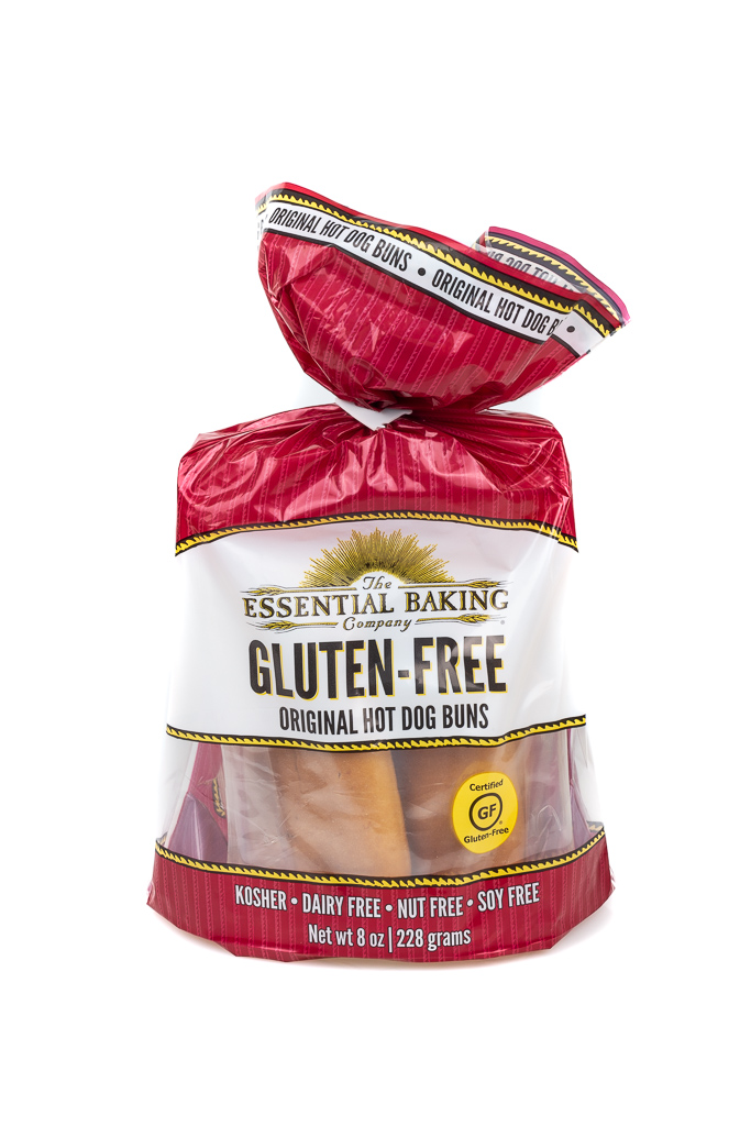 Gluten Free Hot Dog Buns 6 Buns 50 98 The Essential Baking Company