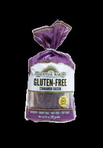 Gluten Free Cinnamon Raisin